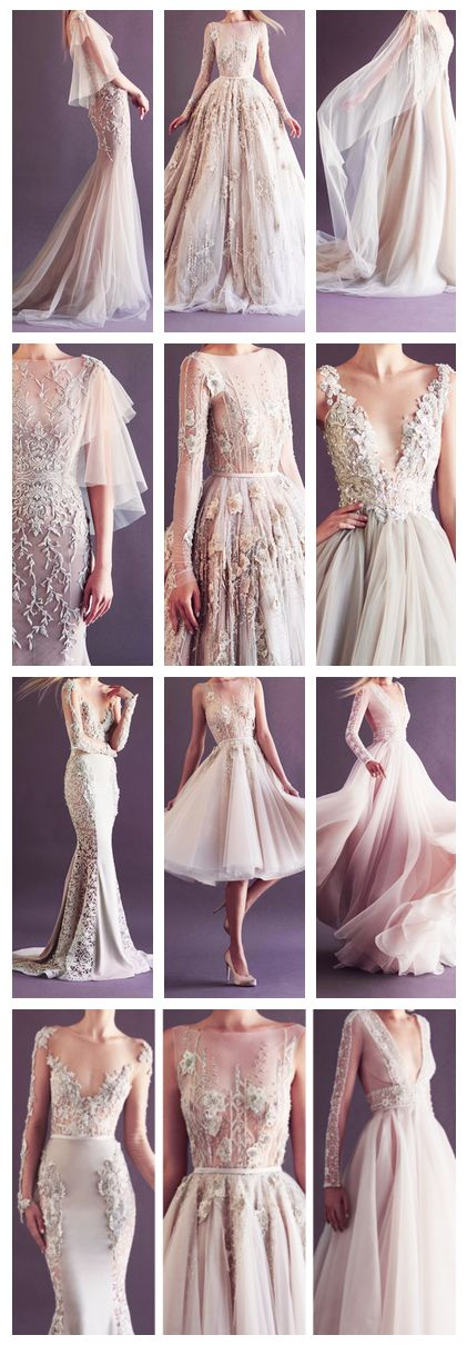 paolo sebastian a/w 2014 bridal collection:
