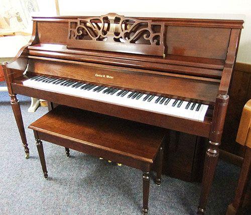 Walter Upright Piano Model 1520