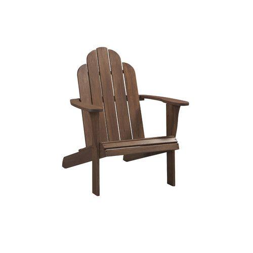Found it at Joss & Main - Travis Teak Adirondack Chair