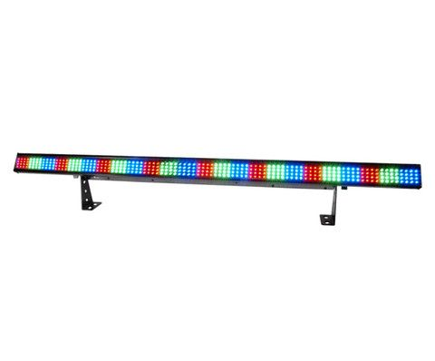 Chauvet COLORstrip™ COLORstrip™ is an LED-fitted strip fixture. The unit can be controlled via four DMX channels, multiple modes accessible via the control pa – Lighting and Production Resources is your one stop for all of your stage lighting, LED retrofitting  system installation needs. (407)967-7716