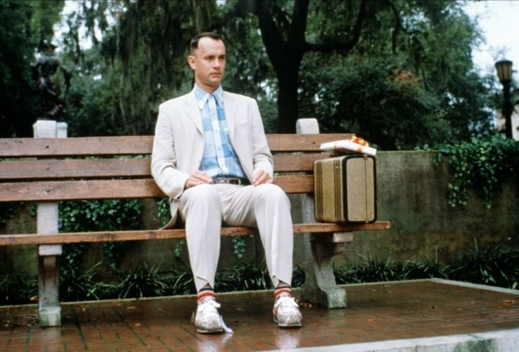 Forrest Gump (1994) tom hanks