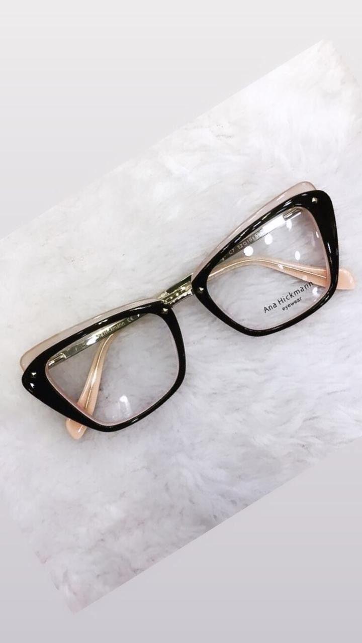 Oculos Armacao De Grau Feminino Exclusivo Cafe Com Rosa Armacoes