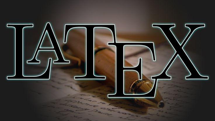 LATEX TEXT EDITOR -- Curso básico de LaTeX http://nokyotsu.com/latex/curso.html Miniejercicios con LaTeX http://minisconlatex.blogspot.cl/ EDITOR DE TEXTO ONLINE DE LATEX https://es.sharelatex.com/project WALLPAPER http://i.ytimg.com/vi/FOP7-_q8S_U/maxresdefault.jpg