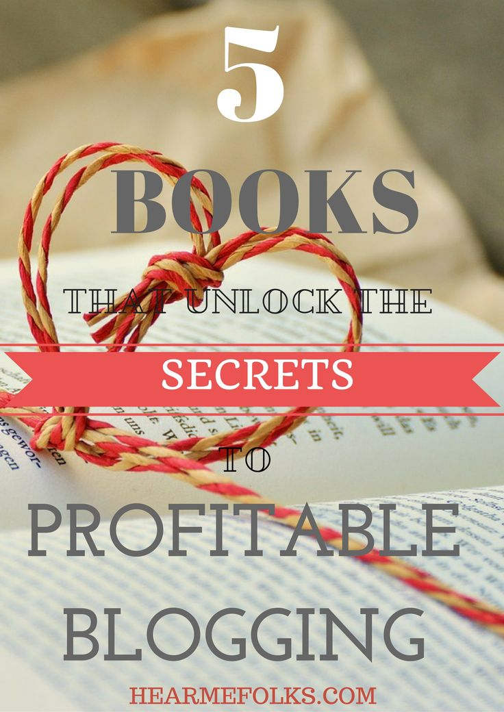 Whether you're looking to 'How to start a blog'?or Strategies to 'Increase your Traffic' or Tips to 'Monetize your Blog', all your blogging concerns will be addressed in these must read books. Click here to read or pin to save for later.