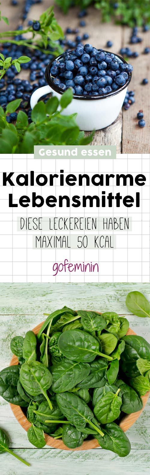Gurke, Kiwi oder Praline: 50 Lebensmittel mit maximal 50 kcal