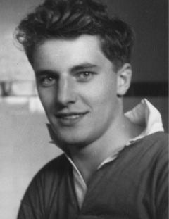 Geoff Bent - Manchester United (Lost his life in the Munich Air Disaster on Thursday 6th February 1958)