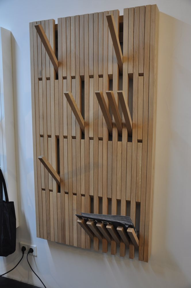 best 25 wooden coat rack ideas on pinterest. Black Bedroom Furniture Sets. Home Design Ideas