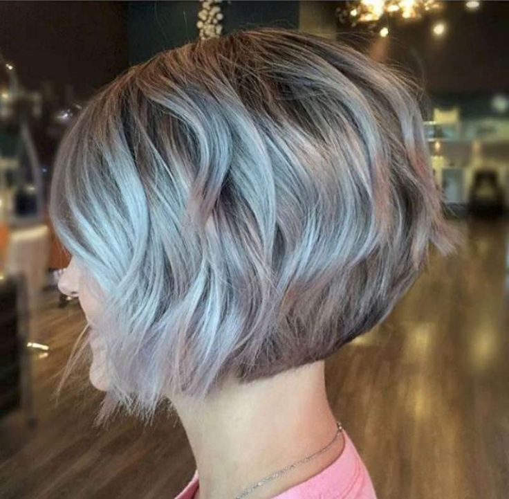 amazing gray short hairstyles