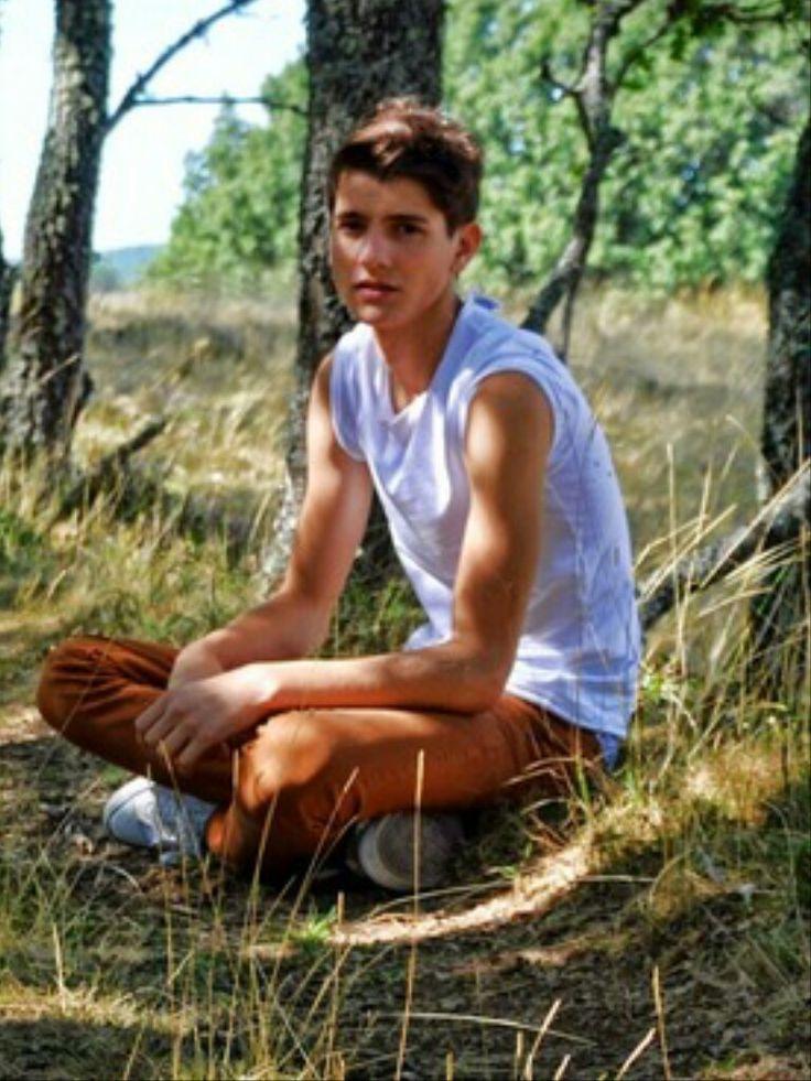 Teen Boy Nudist