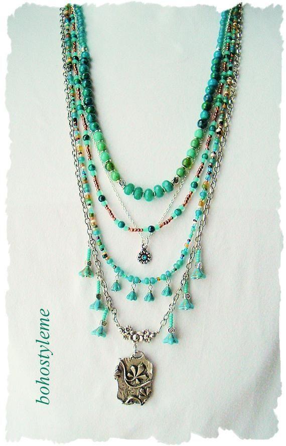 Handmade Designer Inspired Gift for her Carnelian Dainty Beads Agate Healing Stone Pendant Necklace Modern Bohemian Gemstone Necklace
