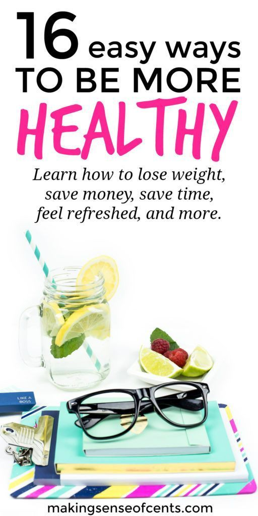 Do you want to learn how to be healthy? In this post, you'll learn about healthy eating, healthy living, how to stay healthy, health tips, lifestyle changes, how to be healthy in college, motivation, and more!