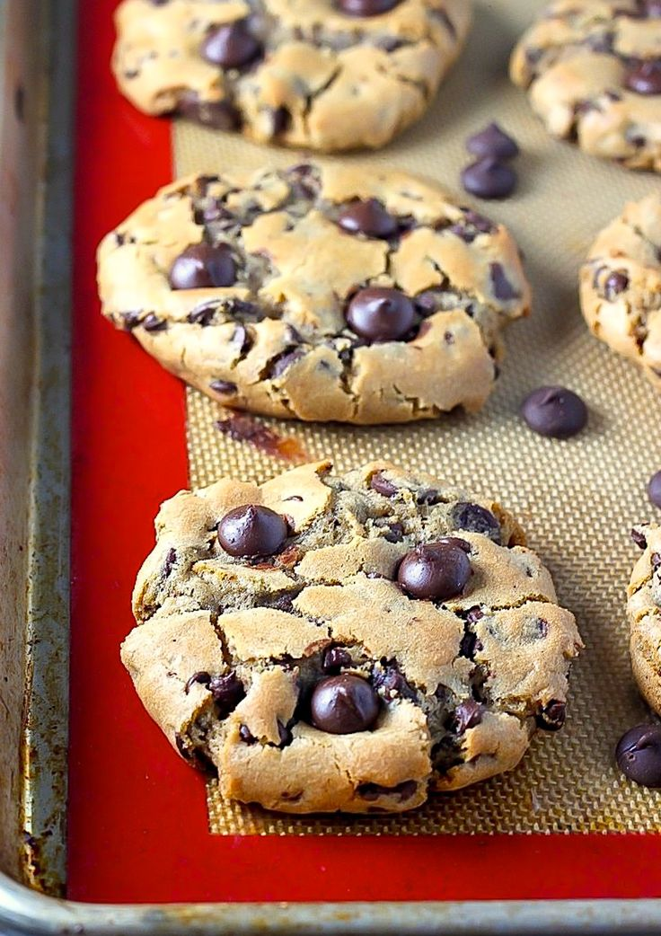 Flawless Chocolate Chip Cookies