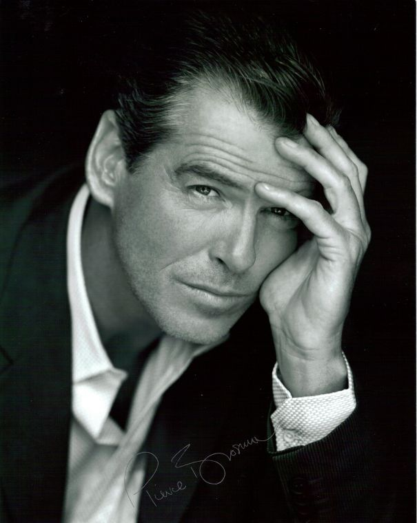 Pierce Brosnan / Born: Pierce Brendan Brosnan, May 16, 1953 in Navan, Co. Meath, Ireland