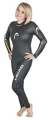Head Tricomp 12 Triathlon Women's Wetsuit - Medium