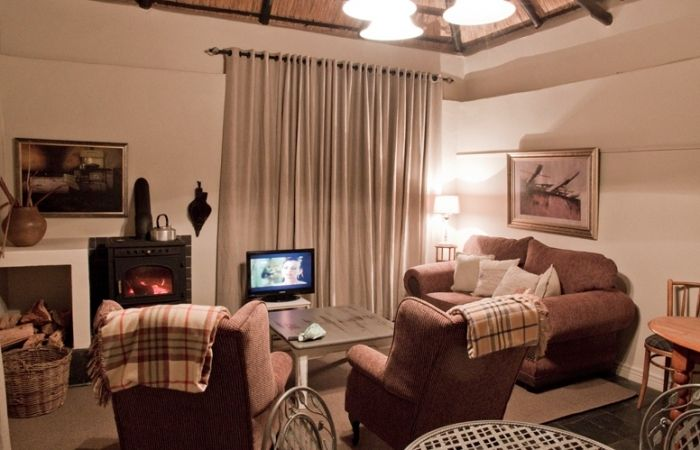 MY LODGE … The really nice living space with full dstv … Hey even pvr for pause and rewind if you missed the goal!! Home page here www.clarenslodge....