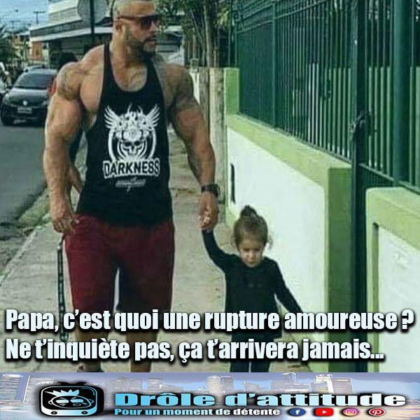 La Protection De Papa Humour Drole Images Droles Humour Blague Trop Drole