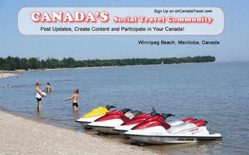 TOP 8 Parks, Trails & Places in #Gimli, #Selkirk, #WinnipegBeach, #Manitoba, Canada.