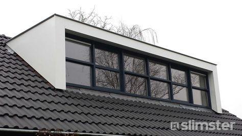 Afbeeldingsresultaat voor dakkapel modern hout house plans in