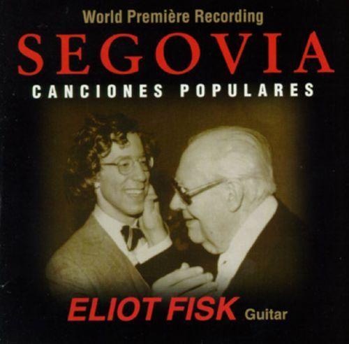 Segovia: Canciones Populares [CD]