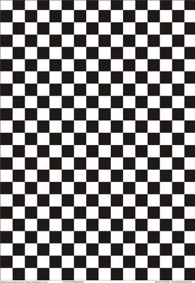 Black White Checkered Background on Craftsuprint designed by Anna Babajanyan - Checkered background in Black and White for various occasion cards and projects. - Now available for download!