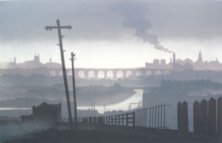 The Viaduct by Trevor Grimshaw