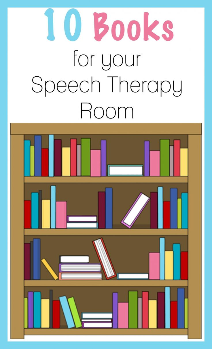 Busybug Kits: 10 Must Have Books For Speech Therapy Pinned By Sos Inc