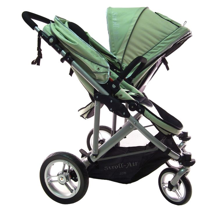StrollAir My Duo Double Twin Stroller | Twin strollers ...