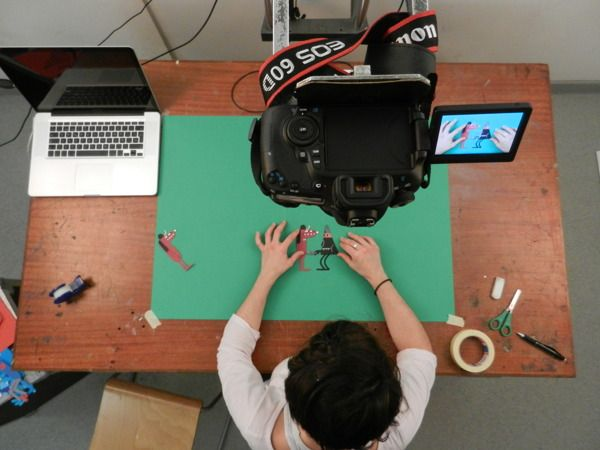 stop motion do it yourself