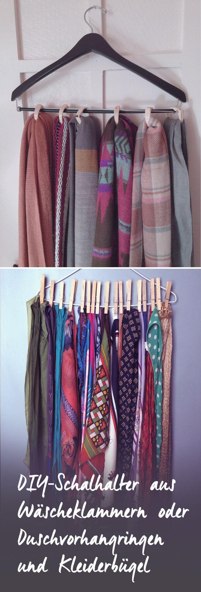 Kleiderschrank aufräumen: Diese Hacks schaffen Platz im Schrank                                                                                                                                                                                 Mehr