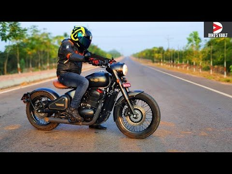 Jawa Motorcycles Made Their Way Back To Indian Market In 2018 With