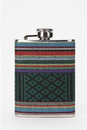 Baja Flask, patterns