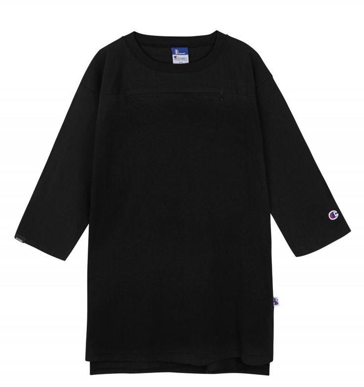 Champion BEAMS MID SLEEVE ZIP TEE #Champion #Tee #menswear #sefton