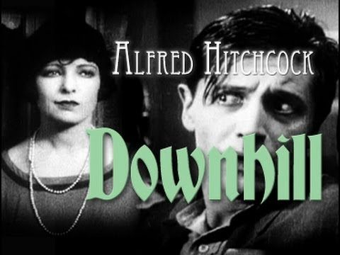 "Downhill   Downhill  Watch Now  Downhill (released in the U.S. as ""When Boys Leave Home"") is a 1927 silent film directed by Alfred Hitchcock and based on the play Down Hill. It is Hitchcock's fifth film as director. At an expensive English boarding school for boys, Roddy Berwick (Ivor Novello) is School Captain and star rugby player. He and his best friend Tim (Robin Irvine) start seeing a waitress Mabel (Annette Benson). Out of pique, she tells the headmaster that she is pregnant and that…"