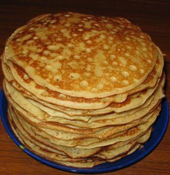 Resimli Yemek Tarifleri Kahvaltılık Krep Tarifi