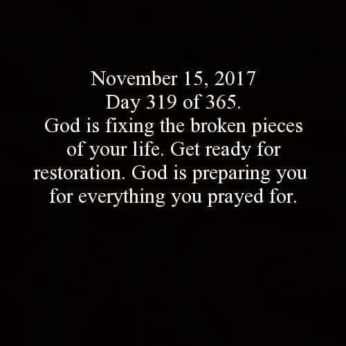God bless you all!