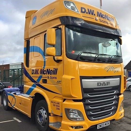 Truck Photos - DAF