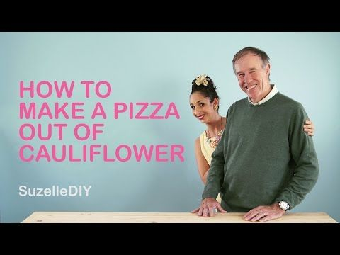 How to Make a Pizza out of Cauliflower | Real Meal Revolution