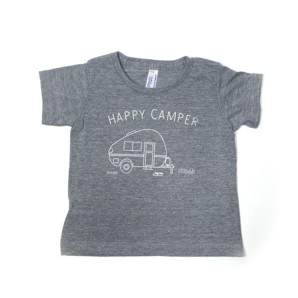 Happy Camper T-Shirt Minimoc