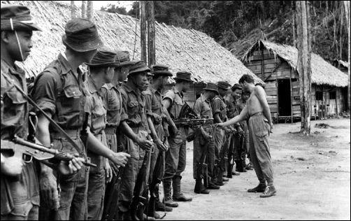 Psychological Warfare of the Malayan Emergency