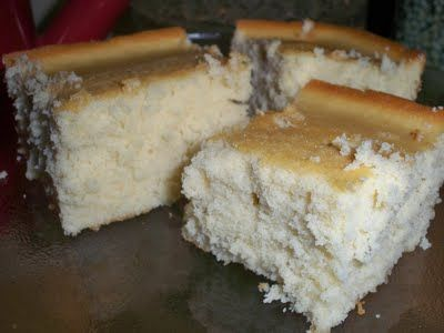 Gramma's in the kitchen: Hot Milk Cake......used to have this when we visited a friends grandmother in SC.....it is sooooo good!!