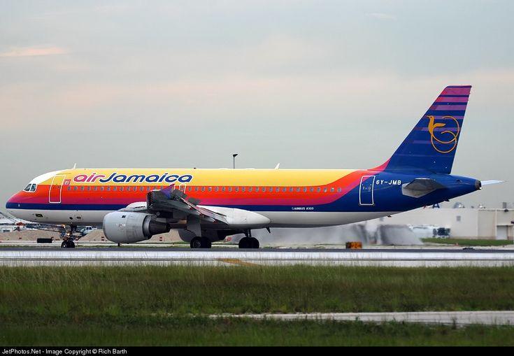 Air Jamaica Airbus A320-211