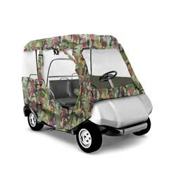 Armor Shield Yamaha Golf Cart Protective Storage Enclosure Cover, Fits Yamaha Drive? 2009 and 2010 Models (Camo Color), Multicolor