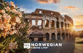 Norwegian Cruise Line-Ready to plan your 2017 adventure? It's time to satisfy your wanderlust with Norwegian Cruise Line! Make yourself at home with a freestyle cruising experience that will let you travel your own way! From comfortable yet sophisticated ships that offer top-notch cuisine and endless entertainment options, to unforgettable shore excursions that let you experience each port the way the locals do, Norwegian offers a vacation that can't be beat!