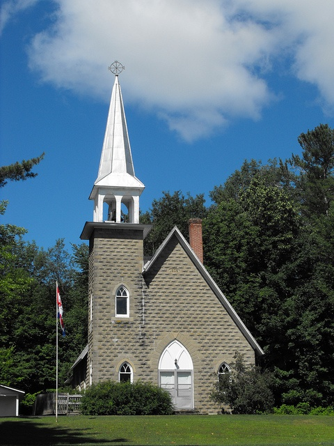 Lac Brome, Quebec St James Anglican Church | Flickr - Photo Sharing!