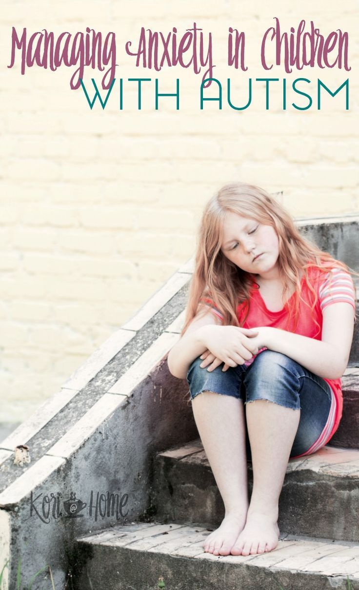Anxiety is common for children on the autism spectrum. Here are some tips for managing anxiety in children with autism.