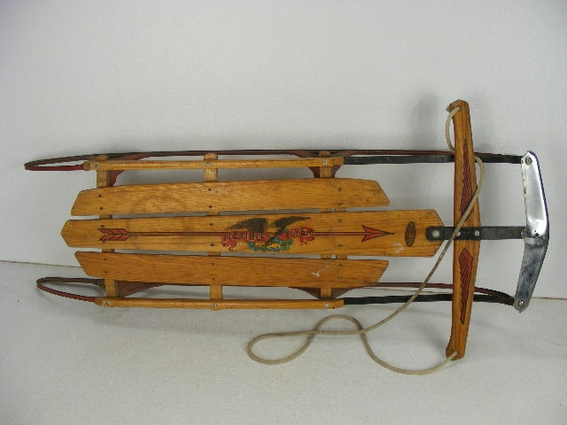 1000 images about vintage sleds on pinterest runners for Vintage sleds