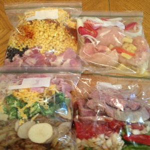 Day 68: Crockpot Freezer Meals - 365ish Days of Pinterest | 365ish Days of Pinterest