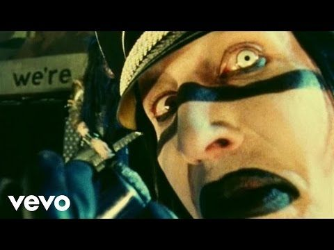 Marilyn Manson - The Fight Song - YouTube Music