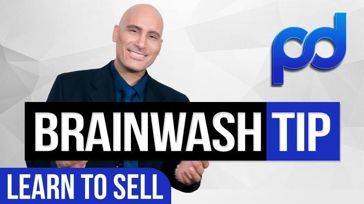 Expert Sales Training | Brain Washing In Sales | Brainwash tips