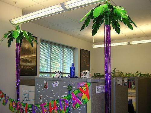 office bay decoration ideas. decorated cubicles with palm trees d cubicle decorationscubicle ideasoffice office bay decoration ideas c